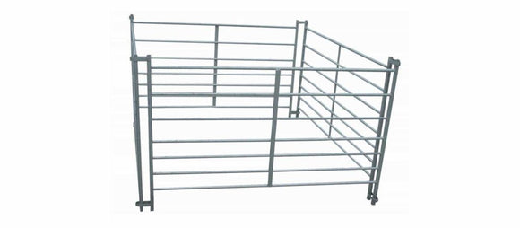 IAE 7 Rail Interlocking Sheep Hurdles 1525mm 5'0