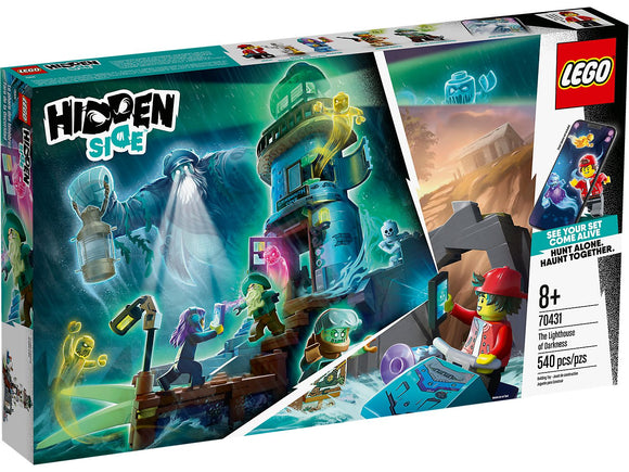 Lego Hidden Side Lighthouse of Darkness 70431