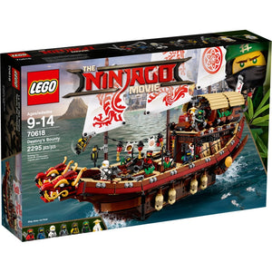 You added <b><u>Lego Ninjago Destinys Bounty 70618</u></b> to your cart.