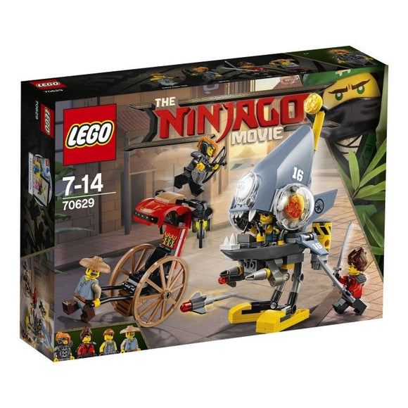 Lego Ninjago Movie Piranha Chase 70629