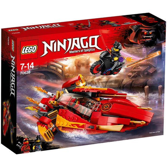 Lego Ninjago Movie Katana V11 70638