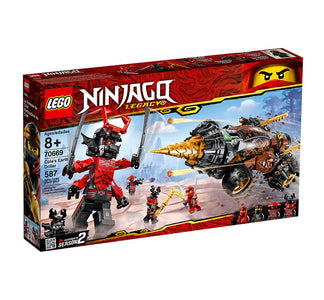 You added <b><u>Lego Ninjago Cole's Earth Driller 70669</u></b> to your cart.