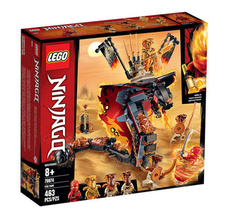 You added <b><u>Lego Ninjago Fire Fang 70674</u></b> to your cart.