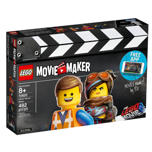 Lego Movie 2 Movie Maker 70820