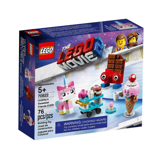 Lego Movie 2 Unikitty's Sweetest Friends EVER 70822