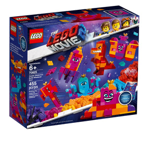 Lego Movie 2 Queen Watevras Build Whatever Box 70825