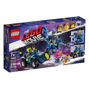 You added <b><u>Lego Movie 2 Rex's Rex-treme Offroader 70826</u></b> to your cart.