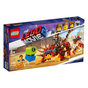 Lego Movie 2 Ultrakatty & Warrior Lucy 70827
