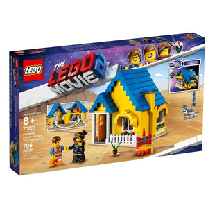 Lego Movie 2 Emmet's Dream House/Rescue Rocket 70831
