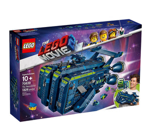 Lego Movie 2 The Rexcelsior 70839