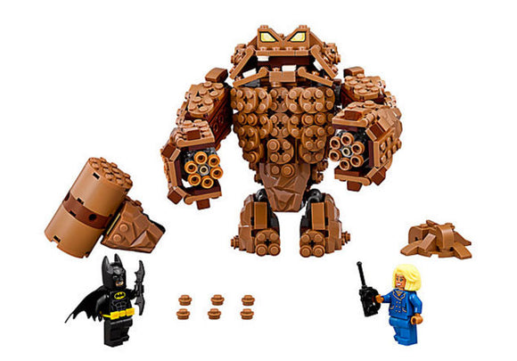 Lego Clayface Splat Attack 70903