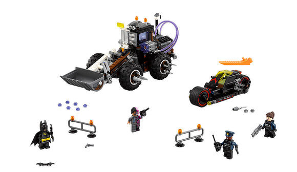 Lego Batman Two Face Double Demolition 70915