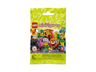 You added <b><u>Lego Minifigures Series 19 71025</u></b> to your cart.