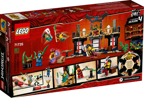 LEGO Ninjago Tournament of Elements 71735