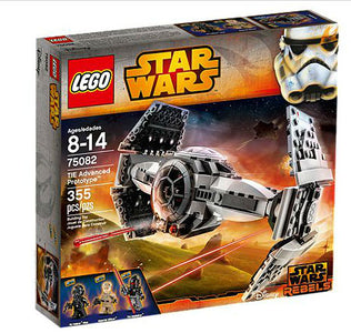 You added <b><u>Lego TIE Advanced Prototype 75082</u></b> to your cart.