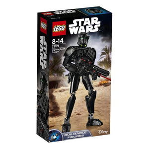 Lego Star Wars Imperial Death Trooper 75121