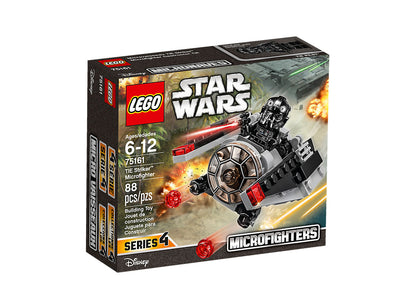 You added <b><u>LEGO Star Wars Rogue One TIE Striker Microfighter 75161</u></b> to your cart.