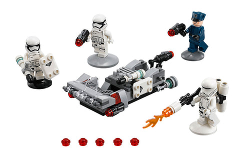 You added <b><u>Lego Star Wars First Order Transport Speeder Battle Pack 75166</u></b> to your cart.