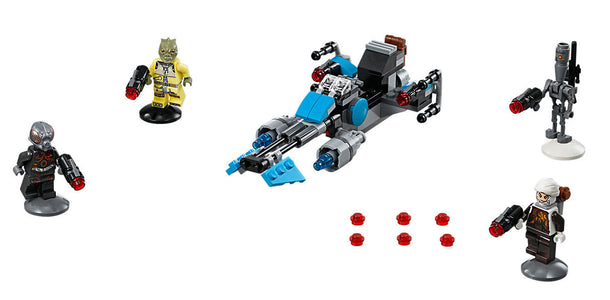 You added <b><u>Lego Star Wars Bounty Hunter Speeder Bike Battle Pack 75167</u></b> to your cart.