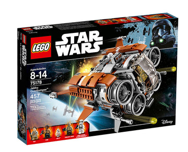 You added <b><u>Lego Star Wars Jakku Quadjumper 75178</u></b> to your cart.