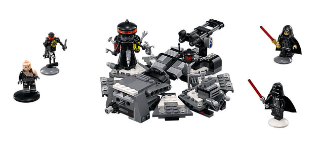 You added <b><u>Lego Super Heroes Darth Vader Transformation 75183</u></b> to your cart.