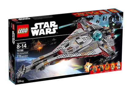 You added <b><u>Lego Star Wars The Arrowhead 75186</u></b> to your cart.