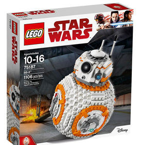 You added <b><u>Lego Star Wars BB-8 75187</u></b> to your cart.