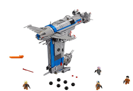You added <b><u>Lego Star Wars Resistance Bomber 75188</u></b> to your cart.