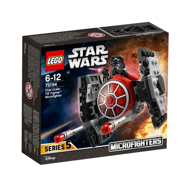 Lego Star Wars First Order TIE Fighter Microfighter 75194