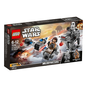 You added <b><u>Lego Star Wars Ski Speeder vs First Order Walker Microfighters 75195</u></b> to your cart.