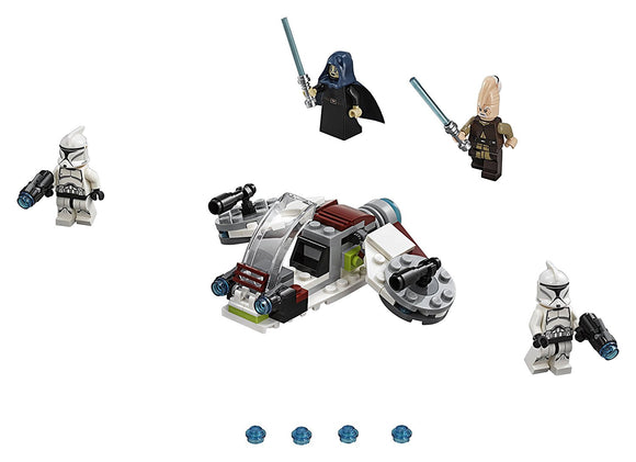 Lego Star Wars Jedi & Clone Troopers Battle Pack 75206