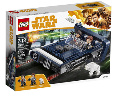 You added <b><u>Lego Star Wars Han Solo Landspeeder 75209</u></b> to your cart.