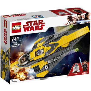 You added <b><u>Lego Star Wars Anakins Jedi Starfighter 75214</u></b> to your cart.