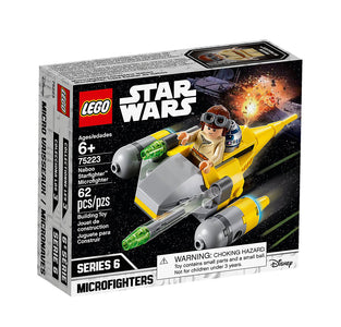 You added <b><u>Lego Star Wars Naboo Starfighter Microfighter 75223</u></b> to your cart.