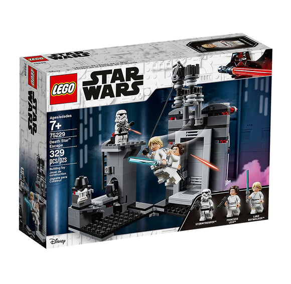 Lego Star Wars Death Star Escape 75229