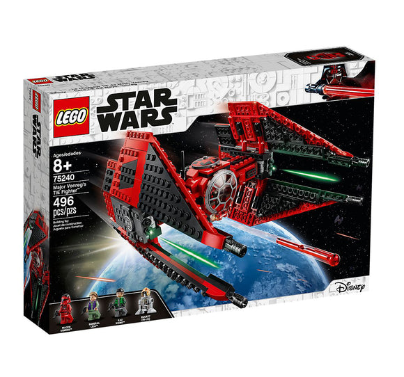 Lego Star Wars Major Vonregs TIE Fighter 75240