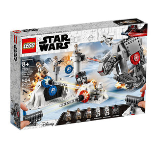 You added <b><u>Lego Star Wars Action Battle Echo Base Defence 75241</u></b> to your cart.