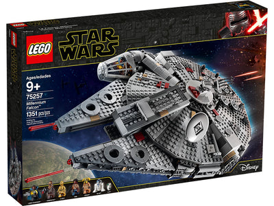 You added <b><u>Lego Star Wars Millennium Falcon 75257</u></b> to your cart.