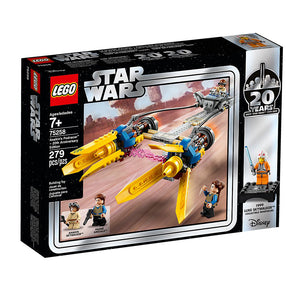 Lego Star Wars Anakins Podracer 20th Anniversary Edition 75258