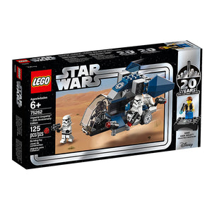 Lego Star Wars Imperial Dropship 20th Anniversary Edition 75262