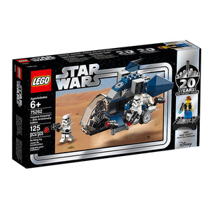 You added <b><u>Lego Star Wars Imperial Dropship 20th Anniversary Edition 75262</u></b> to your cart.