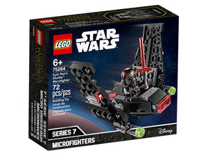 Lego Star Wars Kylo Ren's Shuttle Microfighter 75264