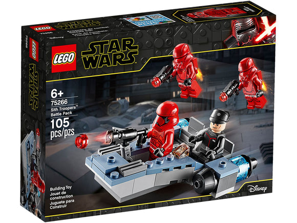Lego Star Wars Sith Troopers Battle Pack 75266
