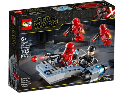 You added <b><u>Lego Star Wars Sith Troopers Battle Pack 75266</u></b> to your cart.