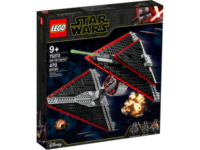 You added <b><u>Lego Star Wars Sith TIE Fighter 75272</u></b> to your cart.