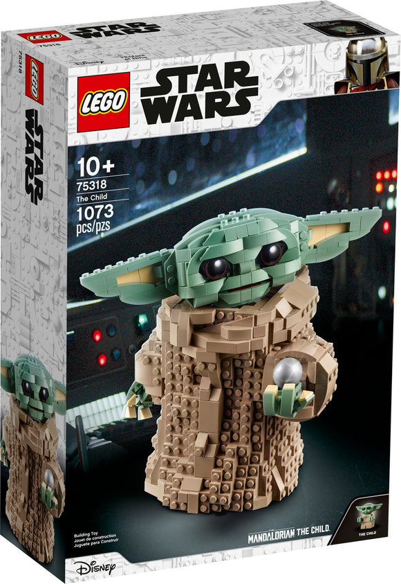 Lego Star Wars The Child 75318