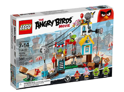 You added <b><u>Lego Angry Birds Pig City Teardown 75824</u></b> to your cart.