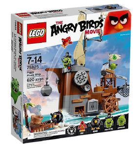 You added <b><u>Lego Angry birds Piggy Pirate Ship 75825</u></b> to your cart.