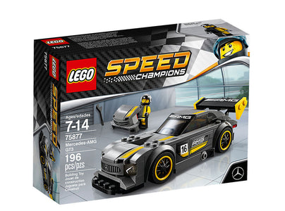 You added <b><u>Lego Speed Champions Mercedes-AMG GT3 75877</u></b> to your cart.