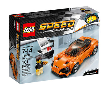 You added <b><u>Lego Speed Champions McLaren 720S 75880</u></b> to your cart.